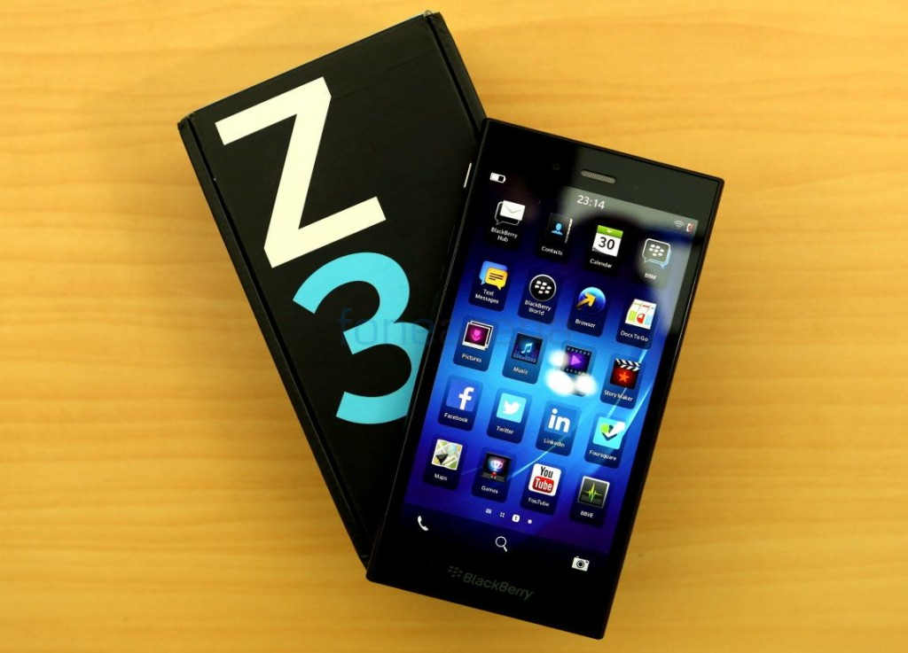 Thay pin BLACKBERRY Z3