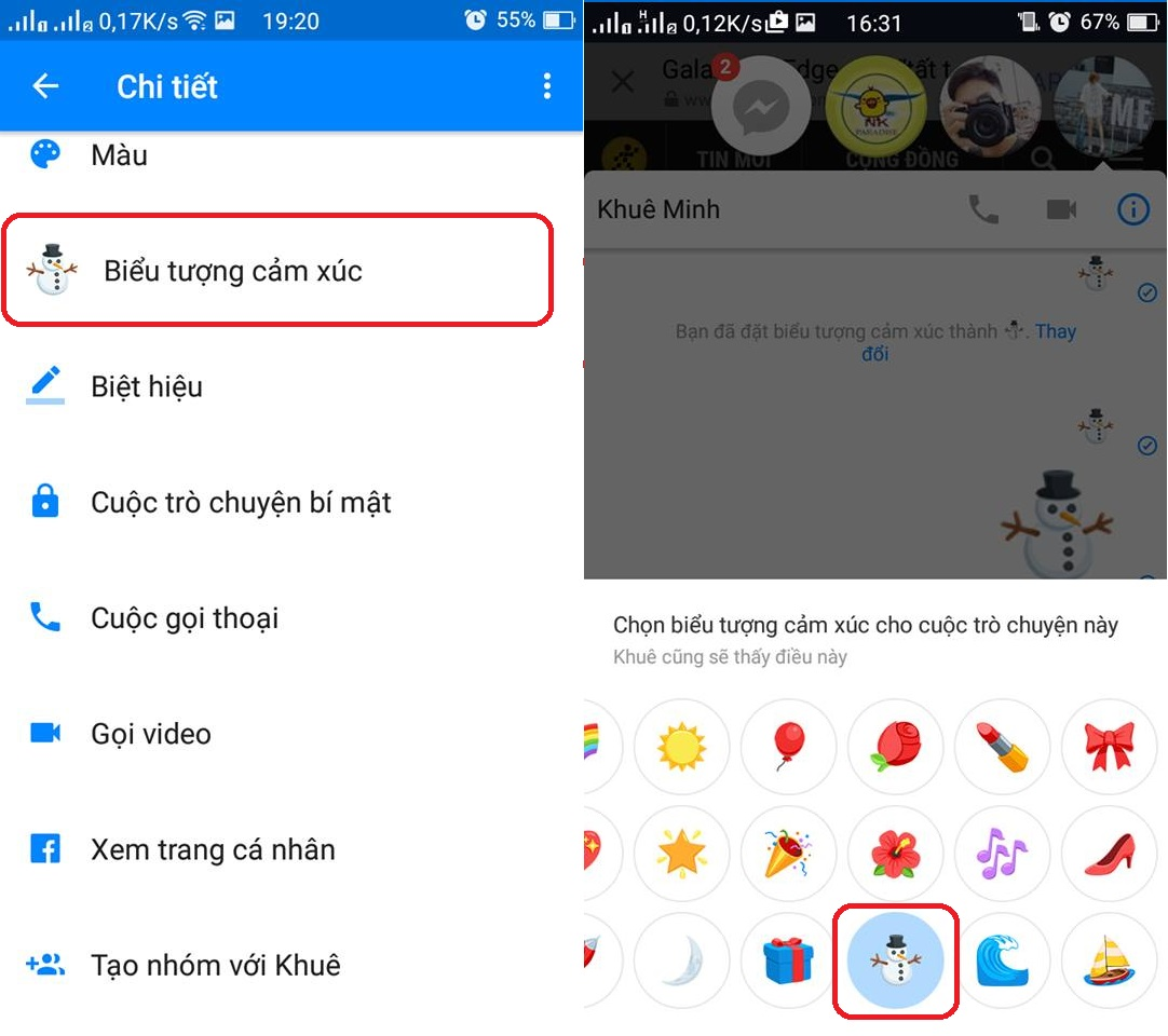 7 mẹo Facebook Messenger