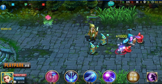 Top 5 ứng dụng game hay nhất cho iPhone 6S
