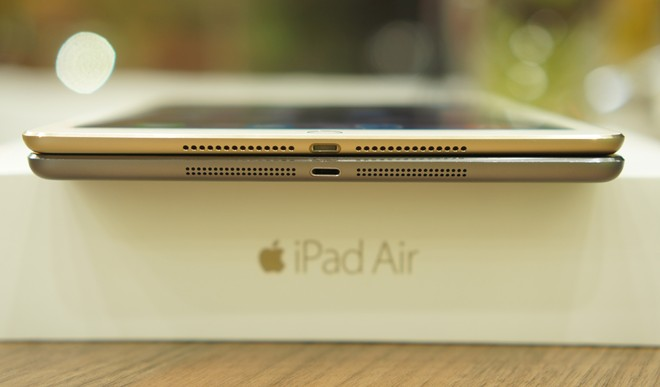IPAD AIR 2 - 4G - 16GB (CHƯA ACTIVE)