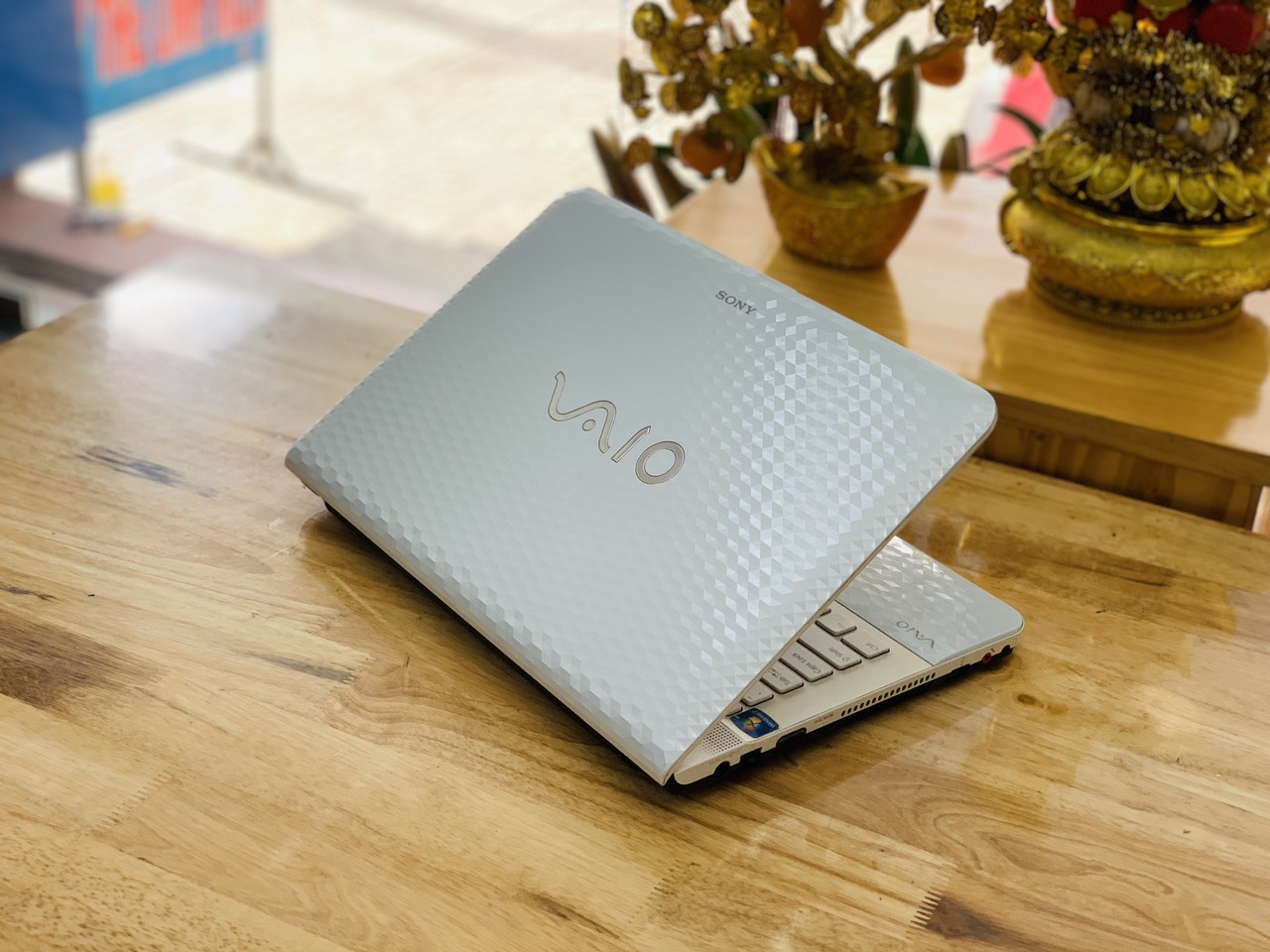 Thay ổ cứng laptop Sony Vaio