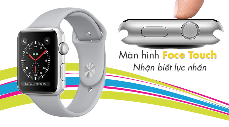 Apple Watch Series 3 38mm (Bản Nhôm)