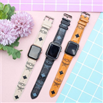 Dây Da MCM Apple Watch (Đủ Size)