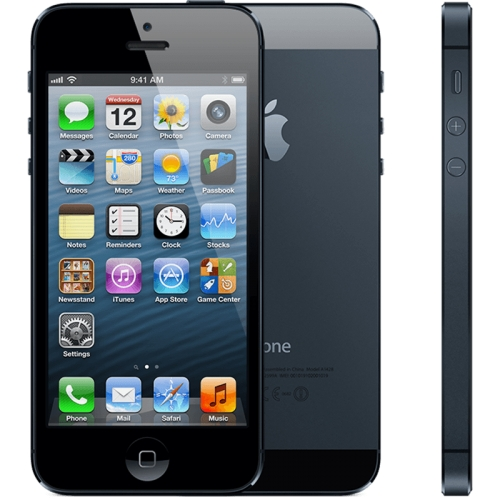 iPhone 5 LOCK 16GB/32GB/64GB Black ( Fullbox)