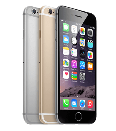 iPhone 6 LOCK 16GB/64GB/128GB Mới 98%