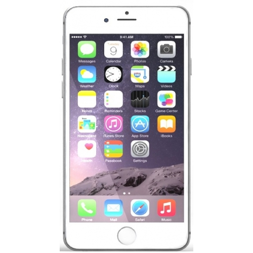 iPhone 6 Plus -16Gb/64Gb Silver - Chưa Active