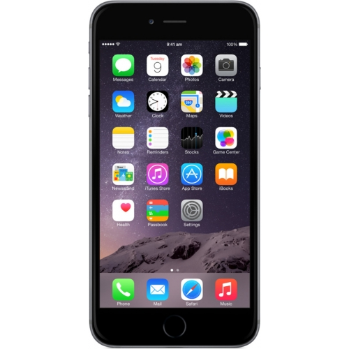 iPhone 6 Plus LOCK 16Gb/64Gb/128Gb Gray Chính Hãng