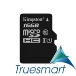 Kingston microSDHC Class 10 UHS-I 16 GB