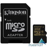 Kingston microSDHC Class 10 UHS-I 32 GB