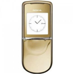 Nokia 8800 Sirocco Gold Mới