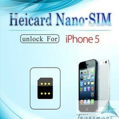 Sim ghép Heicard unlock iPhone 5/5s/5c