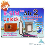 Sim ghép R-Sim Air 2 Unlock iPhone 4S/5/5C/5S - iOS 7.1/7.1.1 (Unlock Sprint)