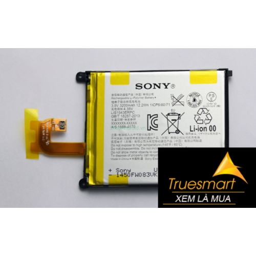 Thay pin Sony Z3 mini