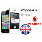 Unlock iphone 4/4S & 5 Vodafone
