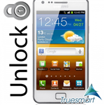 Unock samsung galaxy s2 SGH-T989 T-mobile