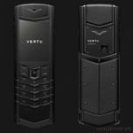 Vertu Fake Signature S Design Pure Black (Cao cấp)
