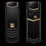 Vertu Fake Signature S Red Gold Black DLC 2017