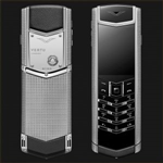 Vertu Signature S Clous de Paris Steel