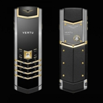 Vertu Signature S Yellow Gold Mixed Metal 2017